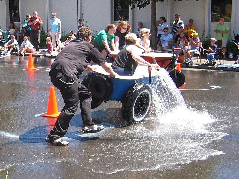 Camas Days Bathtub Race. Near Camas Washington (WA) Homes For Sale